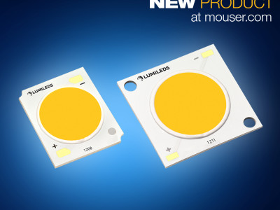 Freshen Up Food Displays with Lumileds' FreshFocus Technology LEDs, Now at Mouser