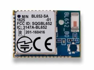 In BASIC programmierbares Bluetooth-Modul mit BT5 und NFC