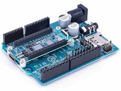 Spritzer: Arduino-kompatibles Board von Sony