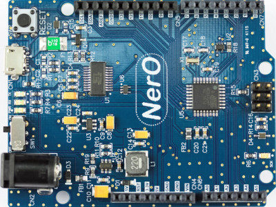 NerO: stromsparendes Arduino-Board