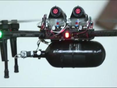 Ohne Akkus: Fliegen mit Brennstoffzellen!