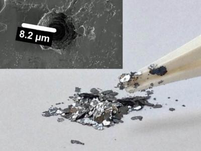 Neuer Lithium-Akku mit Abfallgraphit