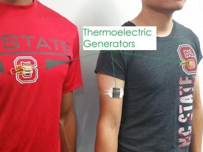 Thermoelektrischer Generator für IoT-Anwendungen