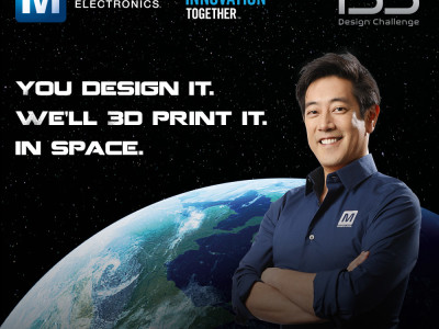 Mouser Electronics and Grant Imahara  Release Video on I.S.S. Design Challenge