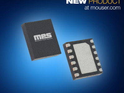Compact, Single-Chip  MPS Monolithic Power Modules for DC/DC Applications