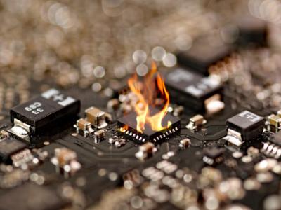 SMD-Sicherung gegen Thermal Runaway