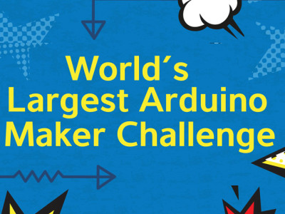 Mega-Wettbewerb für Arduino-Maker