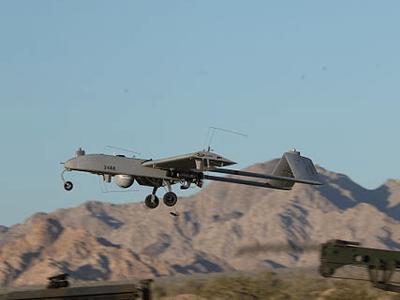 Bewaffnete Drohnen für die Polizei?