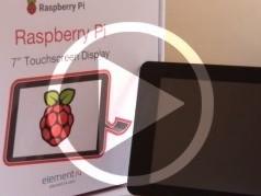 """Elektor.TV   RPi als Tablet mit 7""""-Touchscreen"""