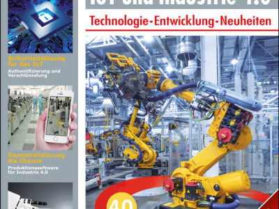 "Kostenloser Download: Elektor Business - Thema ""IoT und Industrie 4.0"""