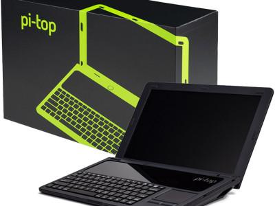 Gewinnen Sie ein pi-top-Laptop-Kit für den Raspberry Pi!