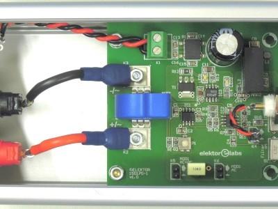 Top Prototype Potentialfreie Strommessung für Oszilloskope (150170-1 v1.0)