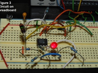 Pulsing Led for Competition
