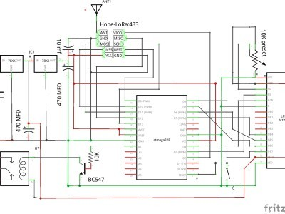 Receiver schematic