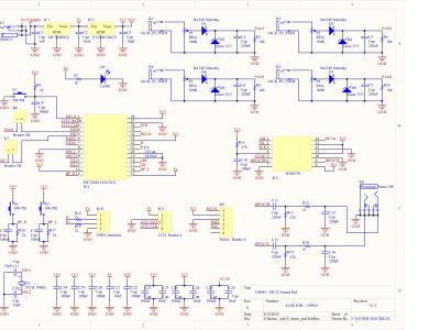 PIC32 Drum Pad Schematics