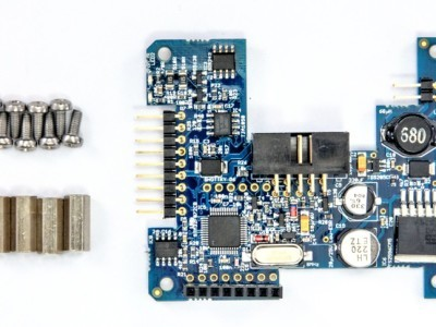 DIAMEX Pi-OBD add-on board