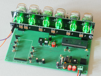 Escaped from the labs - first prototype of the main PCB