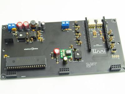 Main PCB without ESP-32-DevKitC module