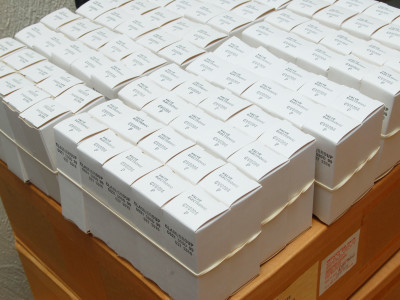 Lot of CV6094 tubes - DM160 equivalent