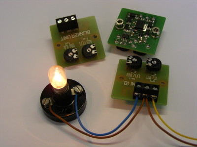 Modellbau-Blinkgeber