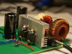 555 Class D Power Amplifier [130144-I]