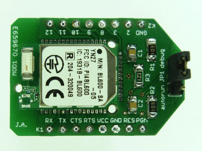 BOB BL600 : Bluetooth Low Energy 4.0 [ 140270 ]