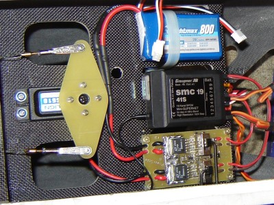 PowerSafe : A dual regulated power supply for plane models