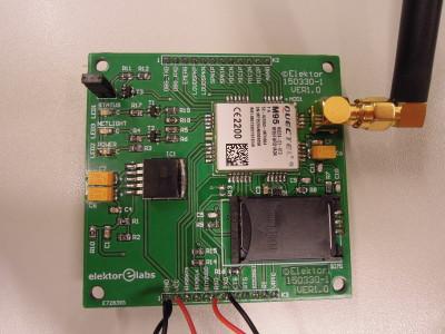 GSM Breakout board [150330]
