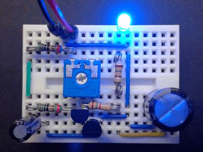 SIMPLE FADING LED
