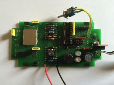 Transmit audio signal to bluetooth headphone