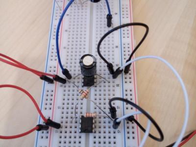 LED Analogue Fader