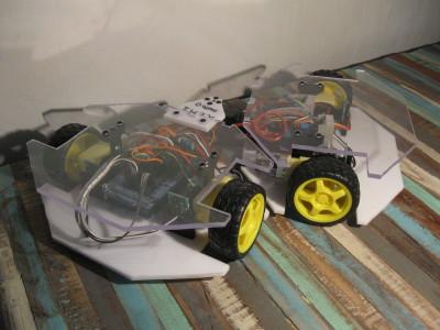 ESP32 Modular Smart Bot