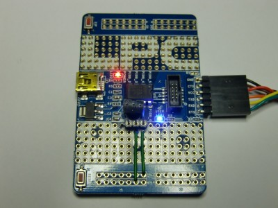 LPC810 as IR decoder