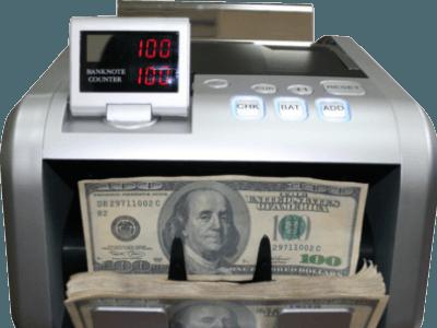 Money counter -> Brag Board
