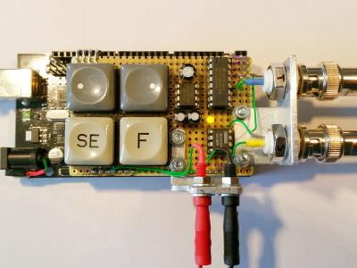 Voltage Tracker for Oscilloscope