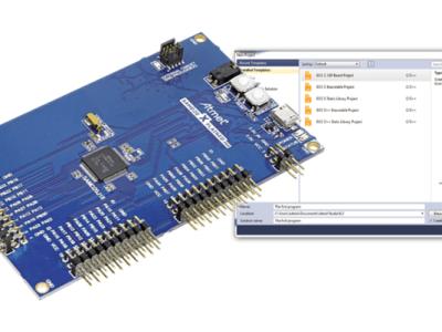 Cours: microcontrôleur ARM pour néophytes (1ère étape)