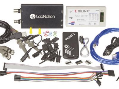 Banc d'essai: SmartScope Maker Kit