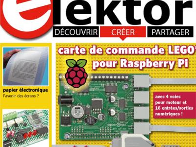 Le nouveau numéro d'Elektor (octobre 2016) vient de paraître