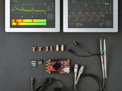 Red Pitaya : votre kit de diagnostic calibré