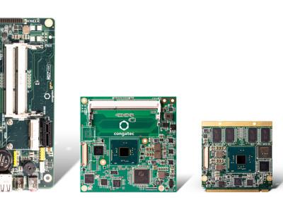congatec réduit de manière significative  le prix d'accès à la technologie x86 64 bits