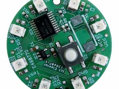 LED Earring (120607)