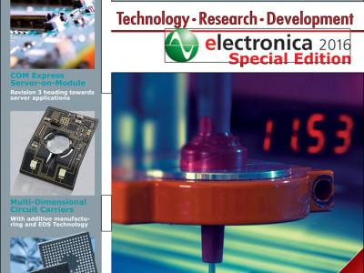 """Téléchargement gratuit : Elektor Business Magazine """"Production Methods & Components"""""""