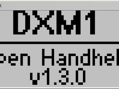 Screenshot of cygwin version of HHEmu