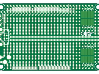 ELEKTOR LABS PROTO BOARD (150180-1)