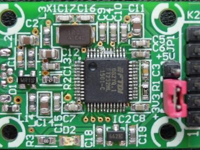 Hi-Speed USB UART [150387-1]
