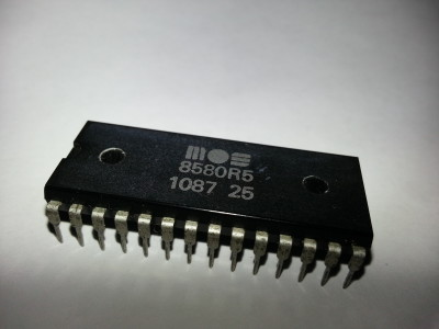 MOS6581/MOS8580 based Chiptunes-Player for .SID-file-format