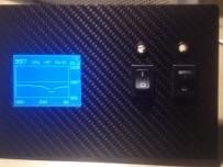 "Baroduino - Barograph with Arduino and 2,2"" TFT screen [150425]"