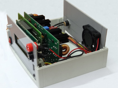 Platino Adjustable Bench Power Supply-130406-1