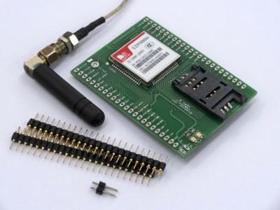 140257-1 GSM Break-out Board
