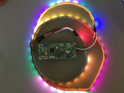 Wearable LED Controller